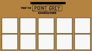 Top 10 Point Grey Pictures Characters Meme