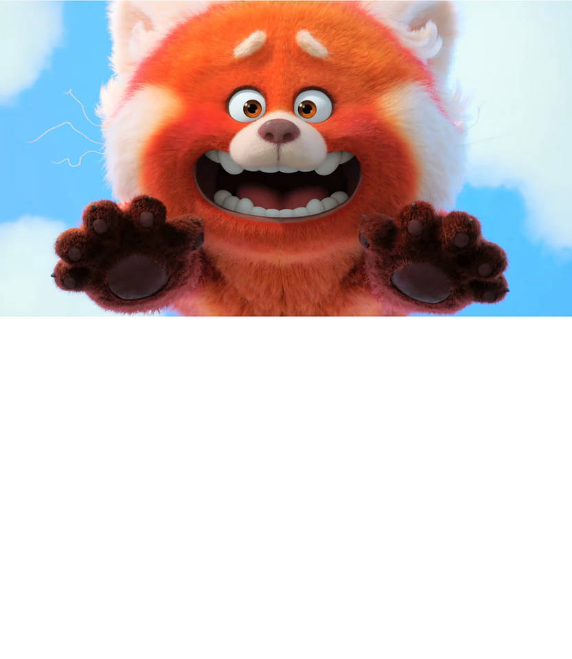 Who Adores Mei's Red Panda form