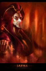 Jafar by mad-jill