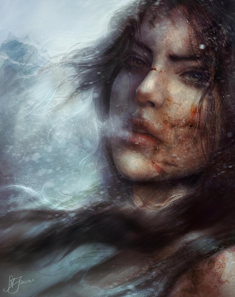 Tomb Raider: Reborn by mad-jill