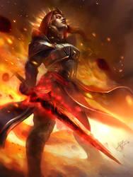 Knight-Commander Meredith - Dragon age 2