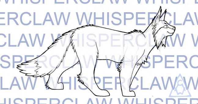 Gift Whisperclaw by grygon