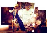Klaus and Caroline