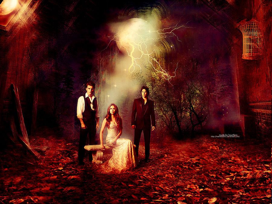 The vampire diaries 4 s.