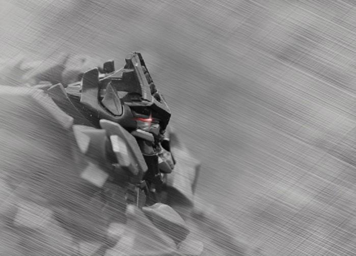 Desert Megatron by Vogel12
