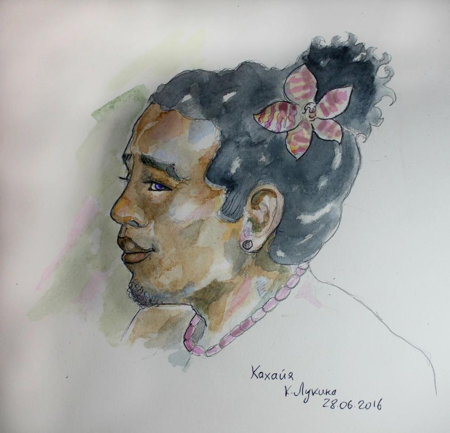 Kahaya - Bali Man) by Vogel12