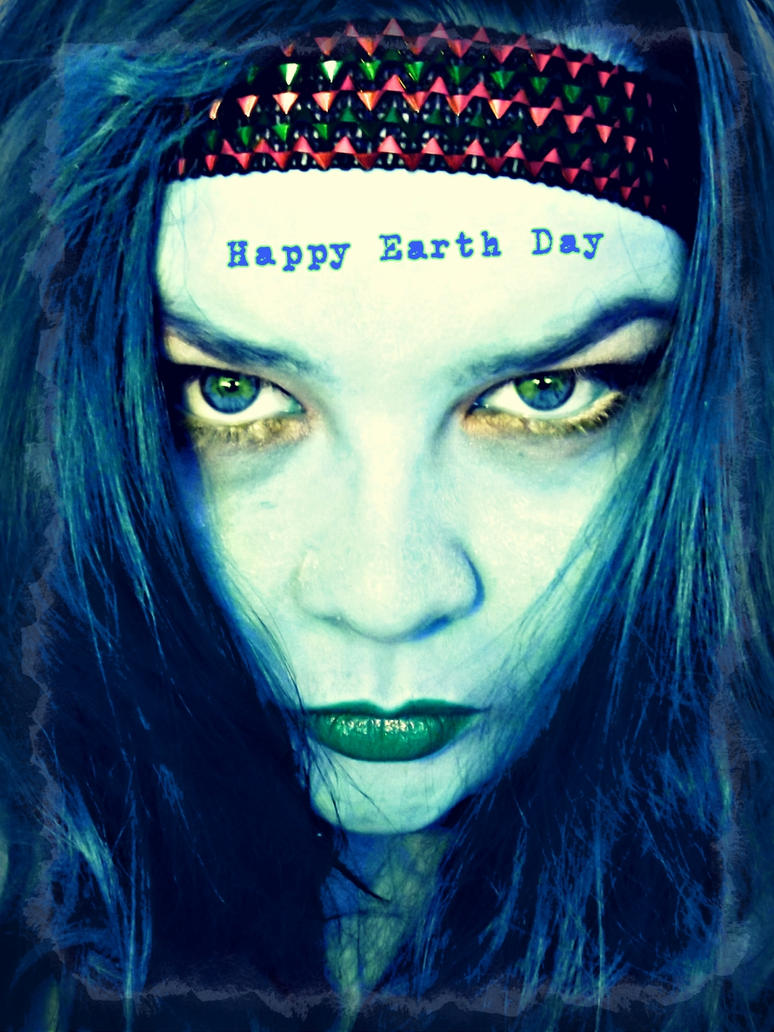 Happy Earth Day by CorpusVermis