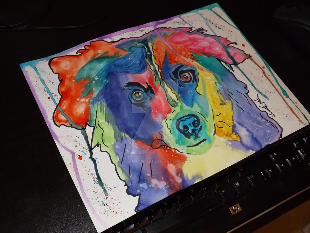Puppy Love by CorpusVermis