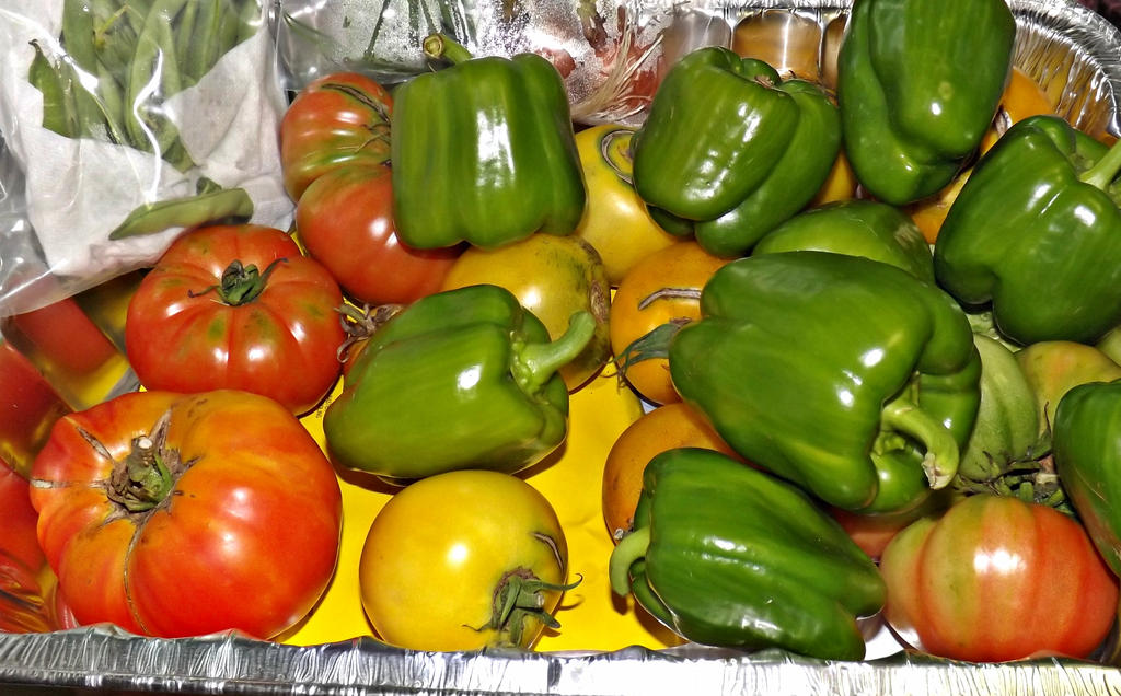 Garden Treats by CorpusVermis