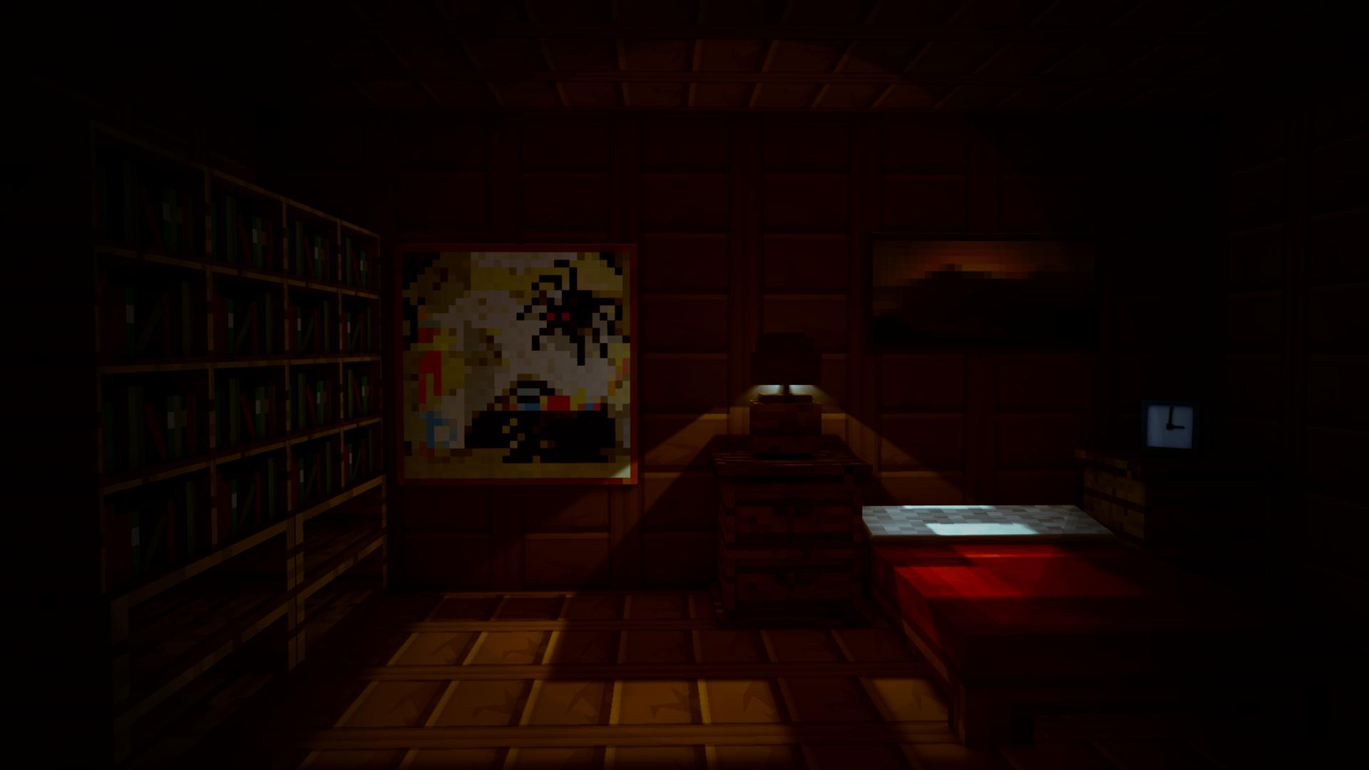 Amazing Wallpaper Minecraft Halloween - minecraft_halloween_render_by_vanillaplays-d82let1  2018_439783.png
