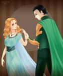 COM: Loki x Alis