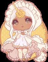 CM: Chibi Rosamund by Sireinita