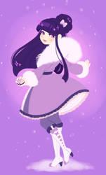 Lovely in Lavender by Sireinita