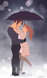 HBD: Umbrella for Two by Sireinita