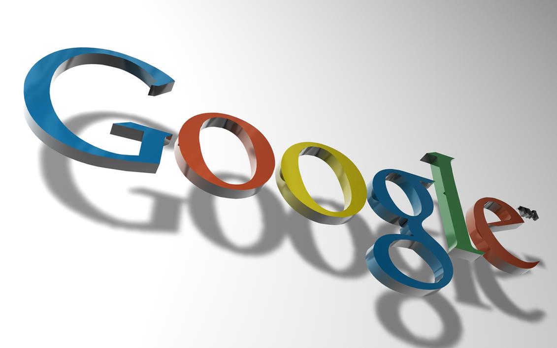 Google Logo by Dracu-Teufel666