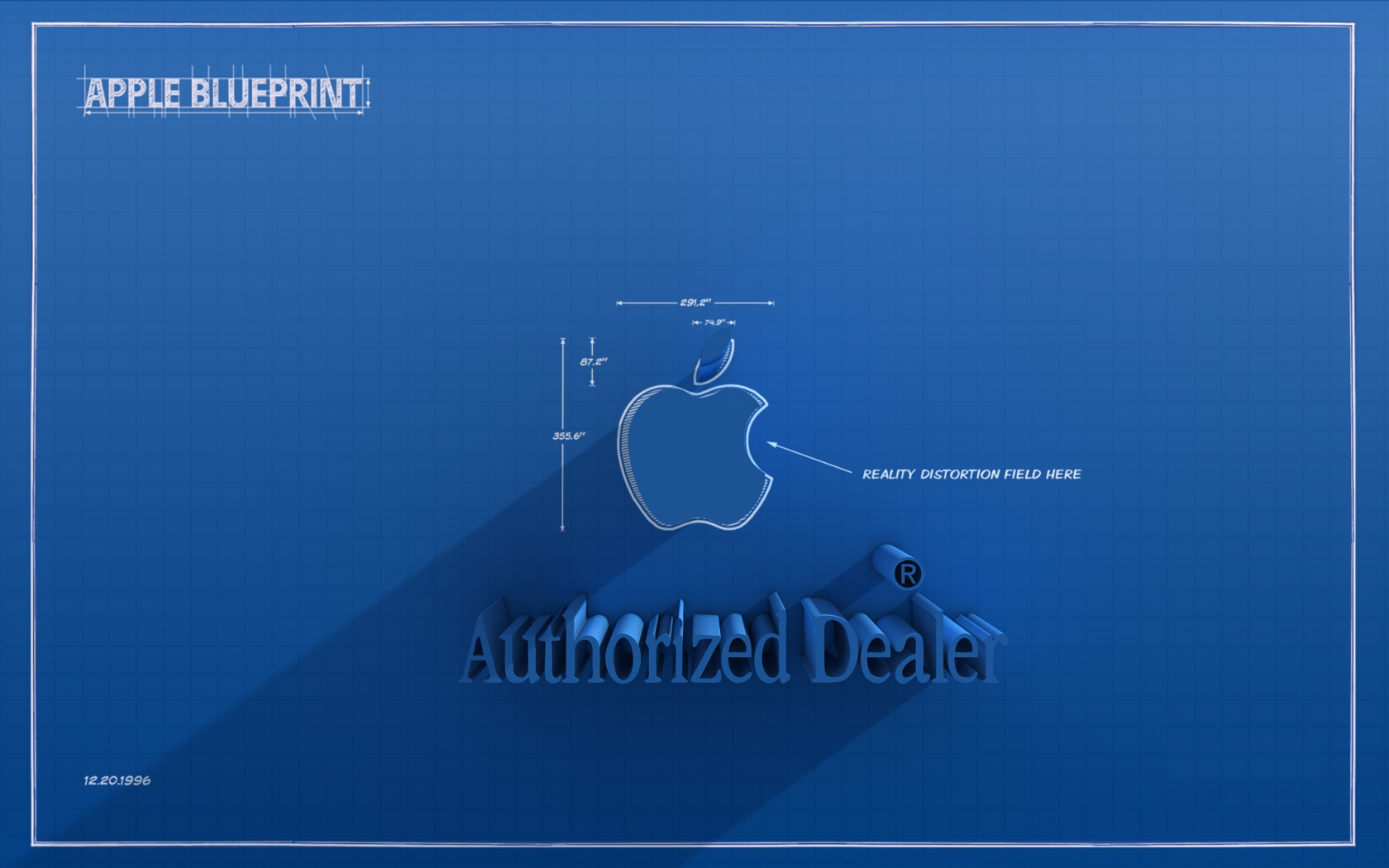 Apple blueprint logo by dracu teufel666 on deviantart apple blueprint logo by dracu teufel666 malvernweather Images
