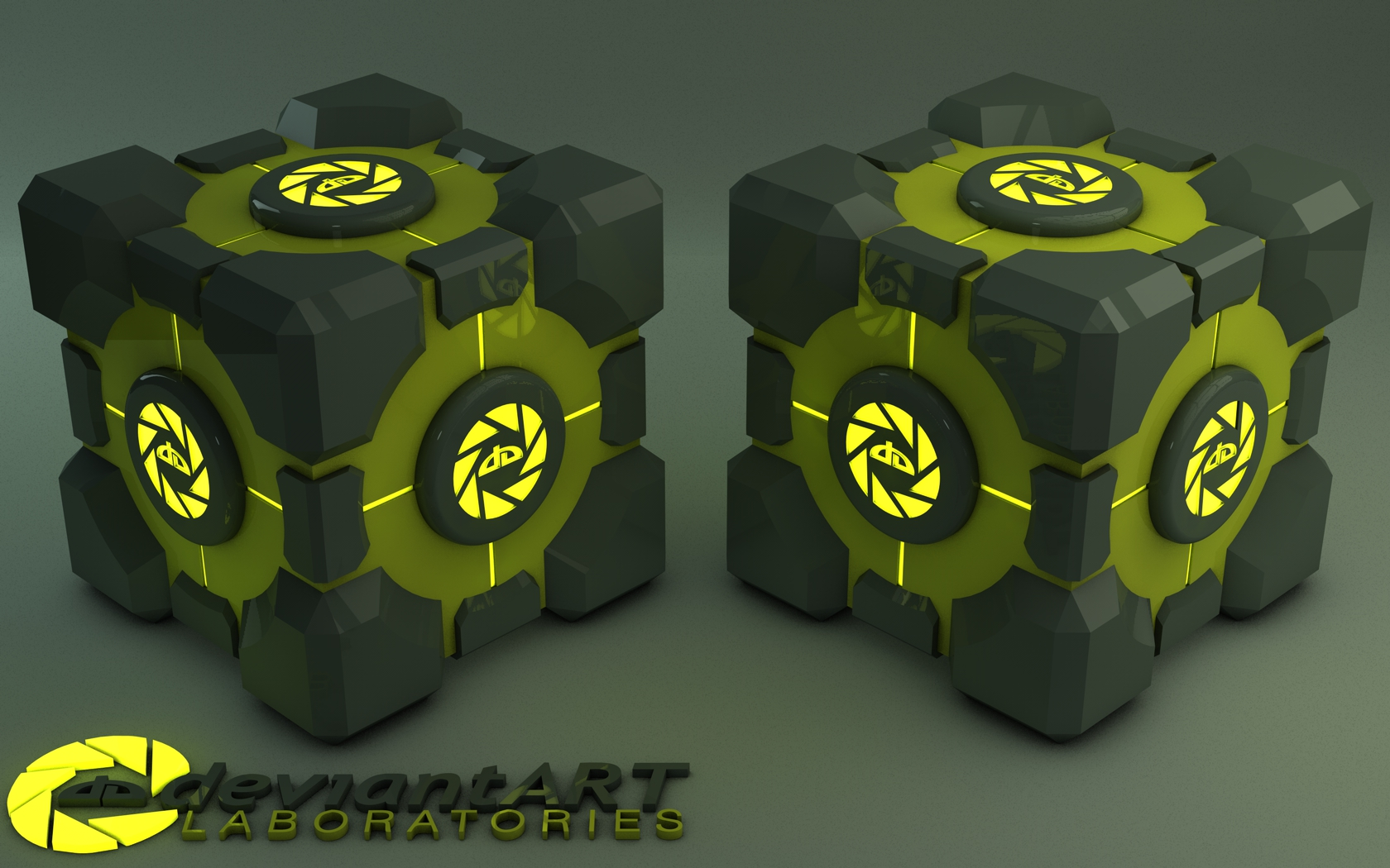 ... Glowing deviantART Weighted Storage Cube by Dracu-Teufel666 & Glowing deviantART Weighted Storage Cube by Dracu-Teufel666 on ...