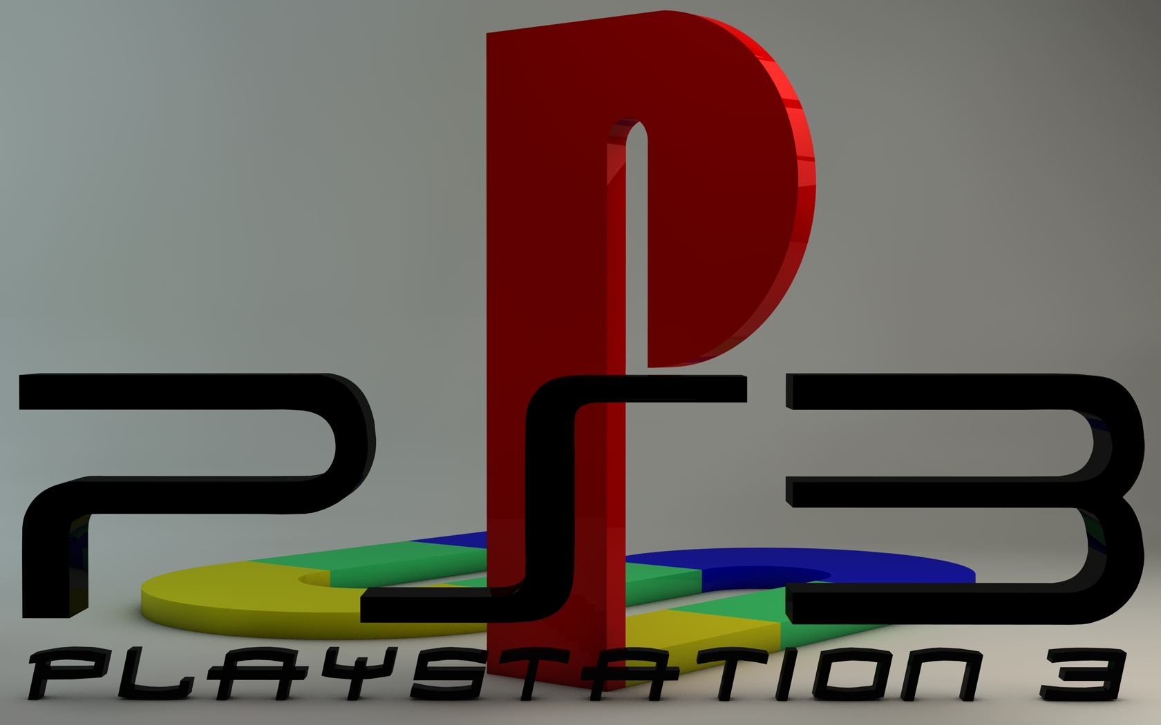 PlayStation 3 Logo by Dracu-Teufel666 on DeviantArt