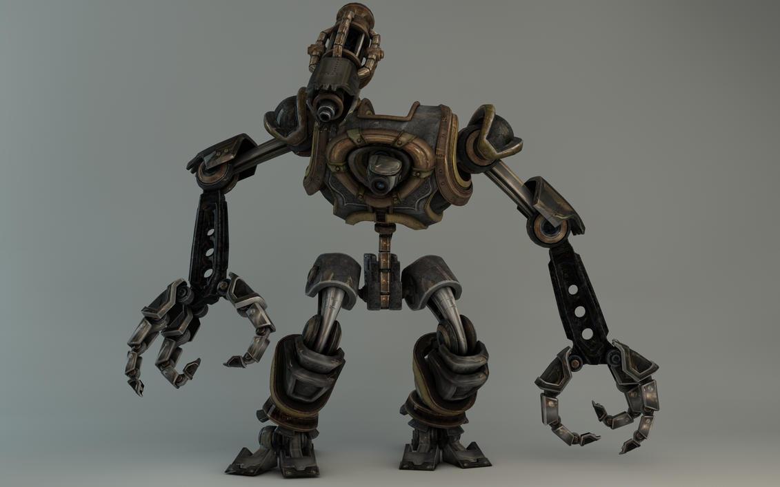 Steam Nemesis II by Dracu-Teufel666
