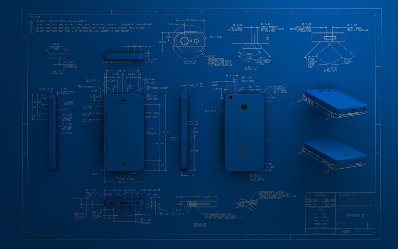 Iphone ios10 blueprint wallpaper by jessemunoz on deviantart blueprint 3d iphone 5 by dracu teufel666 malvernweather Image collections