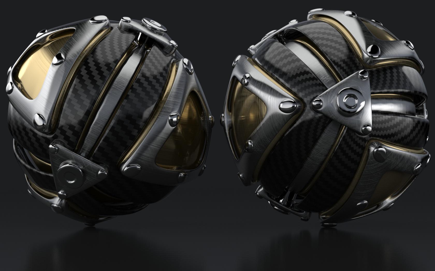 Armoured Ball XXIII by Dracu-Teufel666