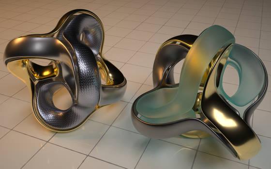 3D Math Art