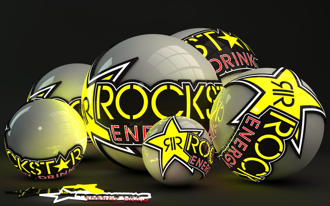 Rockstar Energy Logo Wallpaper Rockstar Energy Drink Logo