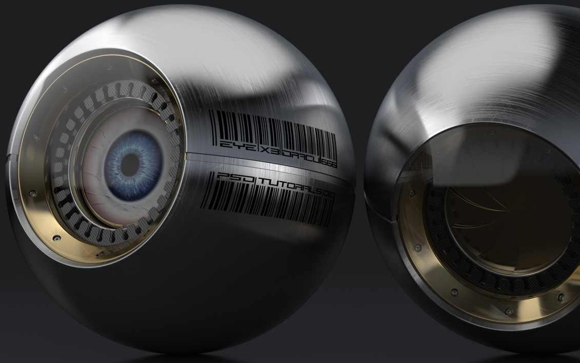 Bionic Eye by Dracu-Teufel666
