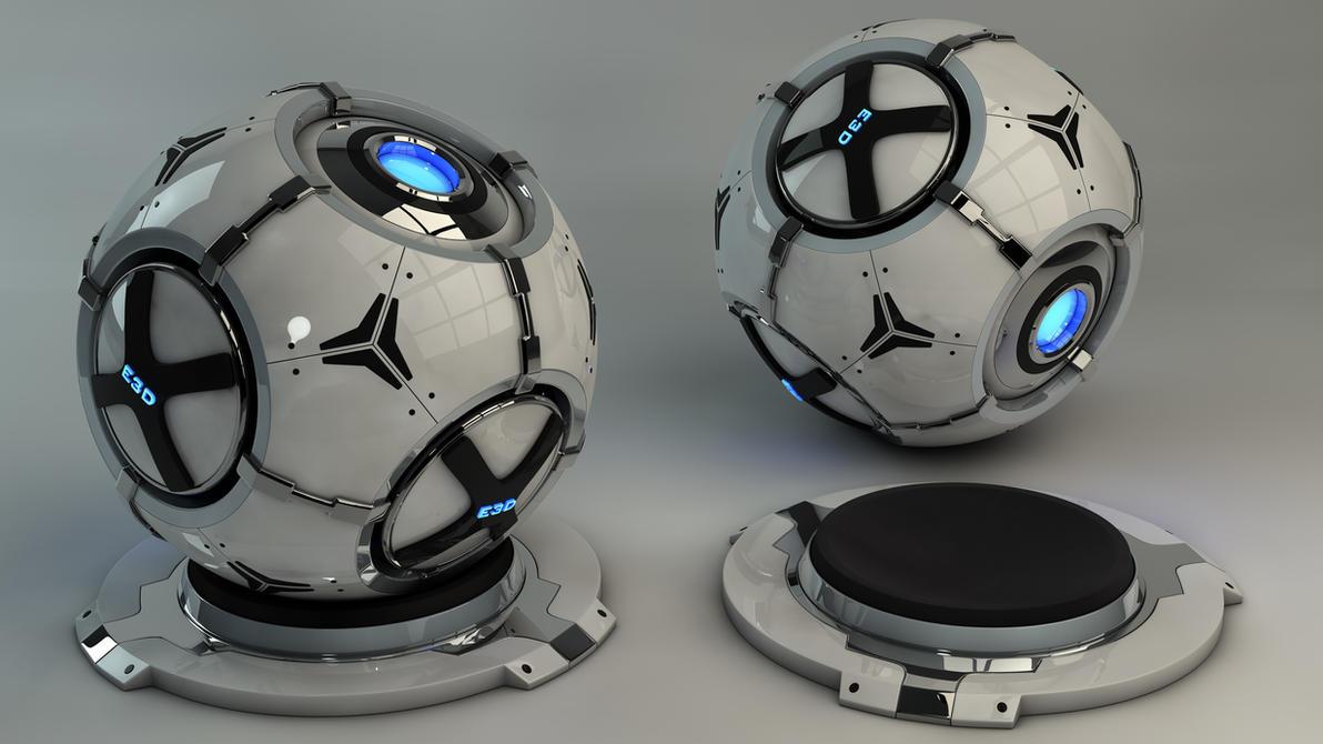 Video Copilot Ball by Dracu-Teufel666