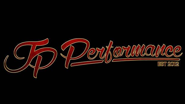 JP Performance - Iron Man Logo (I)