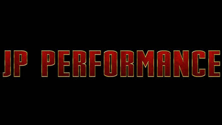 JP Performance - Iron Man Logo (II)