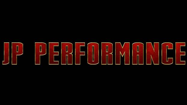 JP Performance - Iron Man Logo (II)