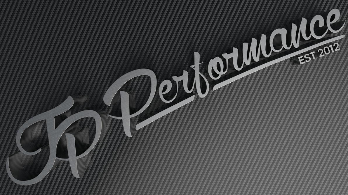 JP Performance - Carbon-Kevlar Logo by Dracu-Teufel666