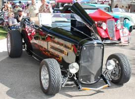 Fire Roadster