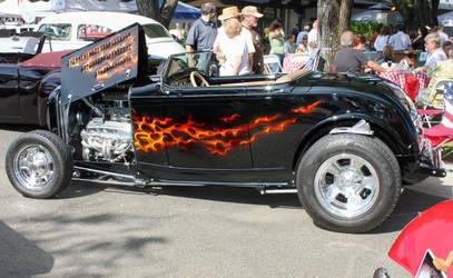 Fire Roadster.