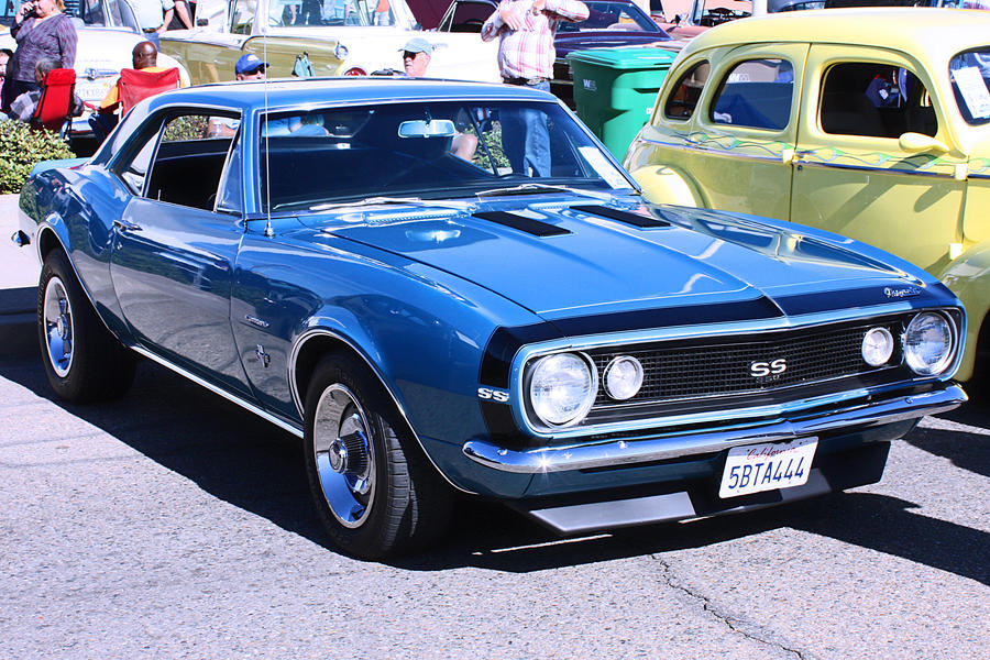 Blue SS by StallionDesigns