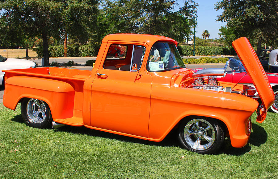 Tuff Chevy. by StallionDesigns