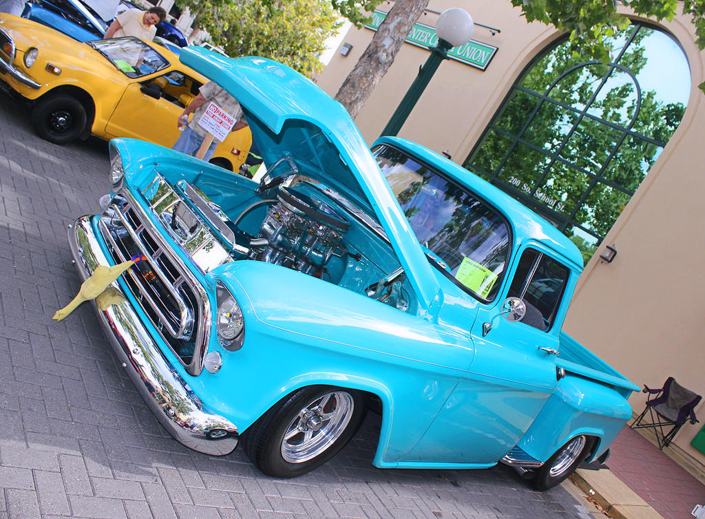 Pro Street Chevy by StallionDesigns