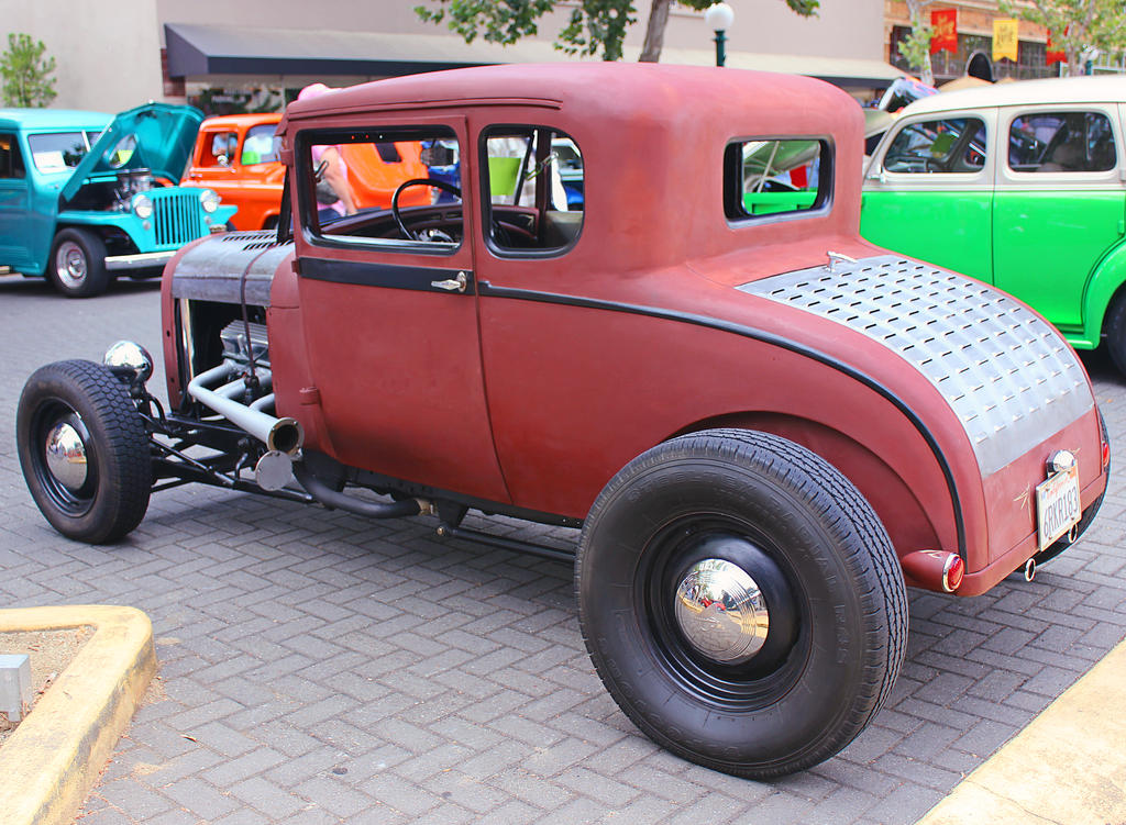 Traditional Hot Rod by StallionDesigns on DeviantArt