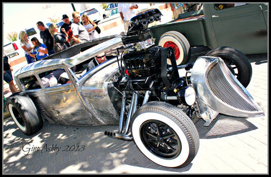 Hot Rod From Hell