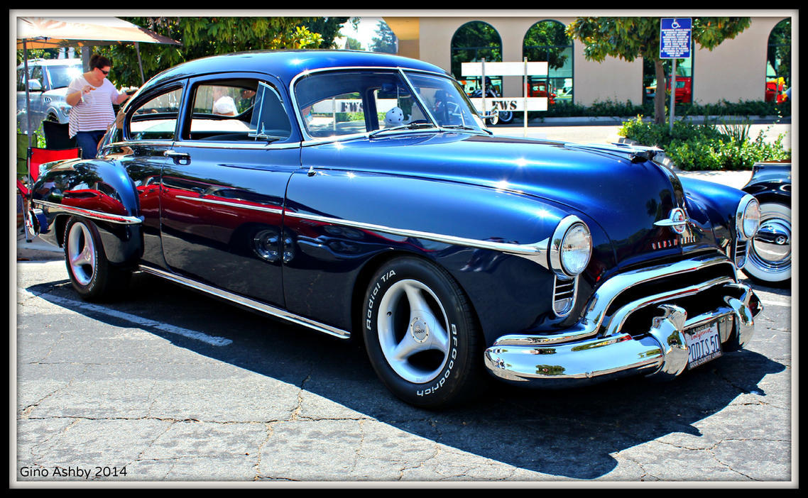 1950 Olds by StallionDesigns