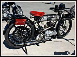 Antique Norton by StallionDesigns