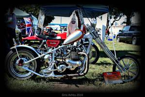 Norton Chopper by StallionDesigns