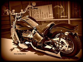 Could of had a V8 Sepia by StallionDesigns