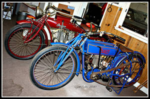 Indian - Sears  Motorcycles by StallionDesigns