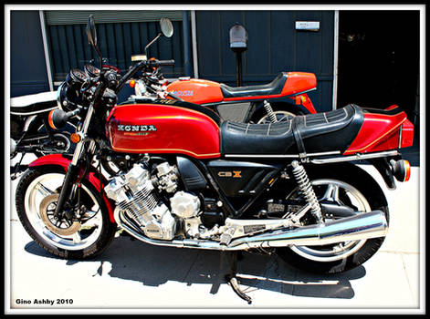 Honda Super Sport CBX