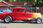 Flamed Hot Rod by StallionDesigns