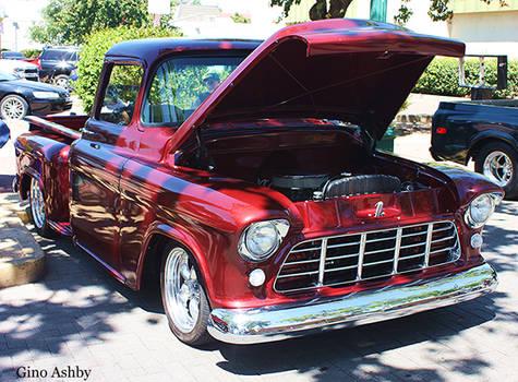 Clean Chevy Truck