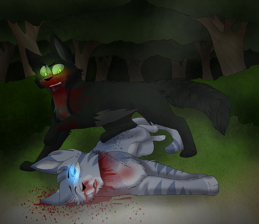 we missed you (Darkest Night spoilers) by fairyleaf   Warrior cat, Cat dark, Warrior cats