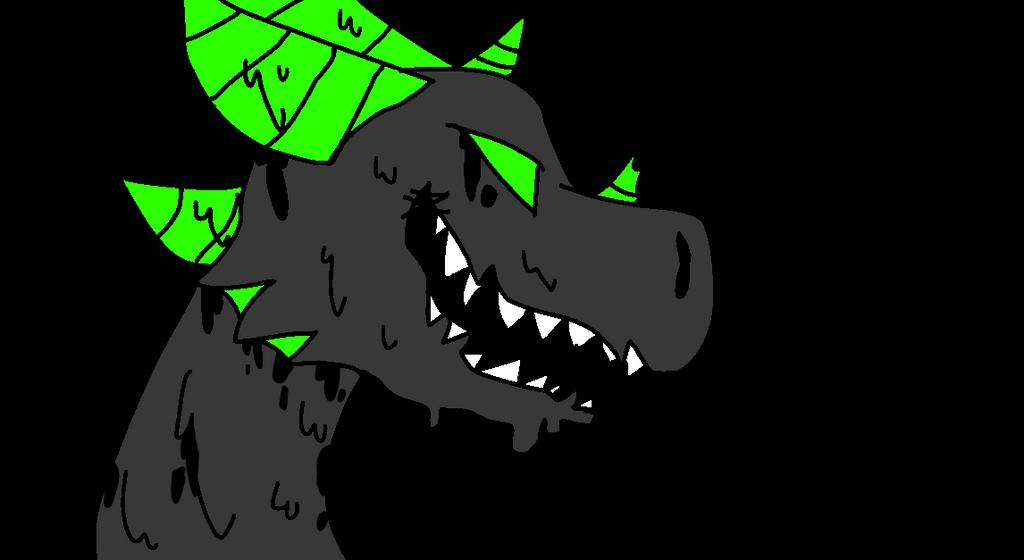 Melting Dragon by Dragonqueen316AJ